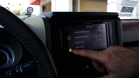 jeep jk wrangler pioneer avh nex apple car play
