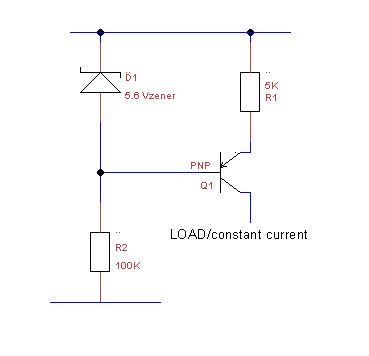 Power Constant Current For Led Electrical