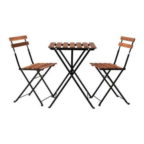 ikea table et chaise tärnö table 2 chairs outdoor ikea