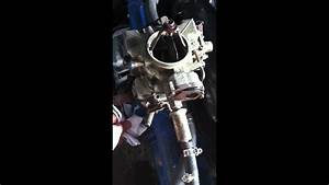 1967 Ford Mustang Coupe Inline 6 Cylinder - Old Sb Holley Carb Rev  No Muffler  Headers