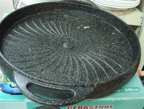 korean cooking kitchenware korean bbq grill plate