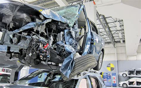 Iihs Outruns Nhtsa As Pacesetter In Safety