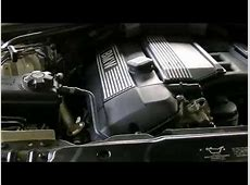 BMW 530i 0407 AC temperature sensor and oil change and