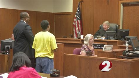 Courtroom Outburst After Teen Sentenced Youtube