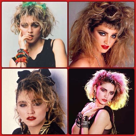 Madonna 80s Hairstyles by Madonna Strange But Wonderful 80s Hairstyles 80 S In