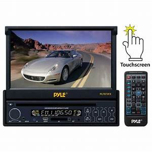Pyle - Plts73fx - On The Road - Headunits