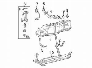 2000 Ford Expedition Skid Plate  4wd   Fuel Tank