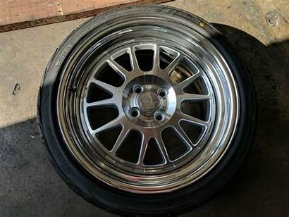 Wheels 4x100 Seeker 17x8 Authentic Fx Parts