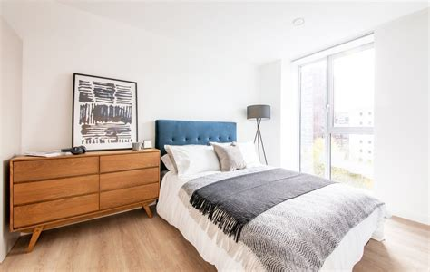 manchester apartments affinity living bedroom