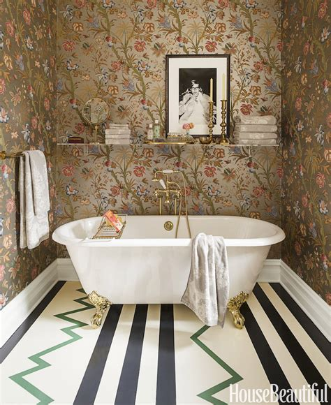 floor decor on summer 25 colorful bathrooms to inspire you this weekend