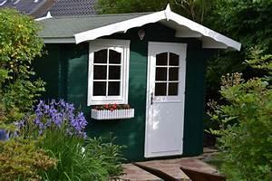 Gartenhaus Streichen Lasur : gartenhaus mit welcher farbe streichen my blog ~ Michelbontemps.com Haus und Dekorationen