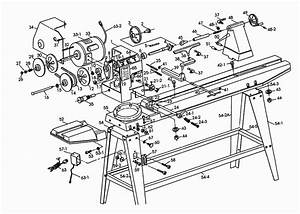 buy jet 708352 jwl 1236 12 inch x 34 1 2 inch wood with With lathe diagram