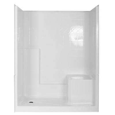 Where To Buy Shower Stalls by Rectangle Shower Stalls Kits Showers The Home Depot