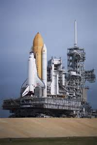Space Shuttle Launch Pad