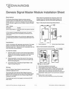 Edwards Signaling Eg1m Installation Manual