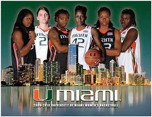 2009-10 University of Miami Women's Basketball Media Guide ...