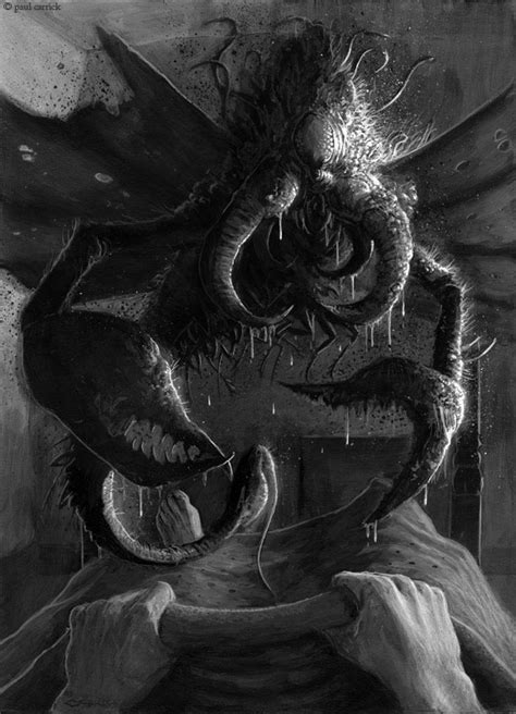 Amazing H.P. Lovecraft Inspired Artworks