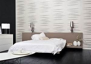wallpaper designs for bedrooms marceladickcom With bedroom paint and wallpaper ideas