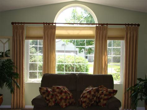 arched window treatment hardware window treatments for arched windows ideas home ideas