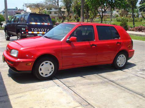 1997 Vw Gulf by Vendo Vw Golf 1997 6500 Impecable