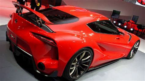 2016-2017 Toyota Supra Sport New