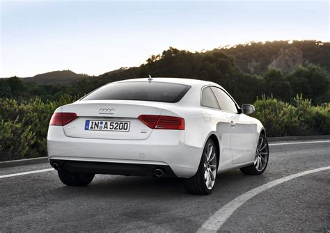 Audi A5 4k Wallpapers by Audi A5 Tdi White Rear View 4k Desktop Wallpaper 4k Cars