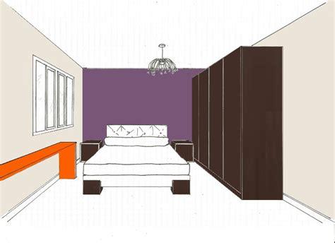 chambre grise et prune déco chambre gris et prune idées de décoration et de