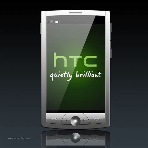 Mobile Phone Htc by Htc Norebbo