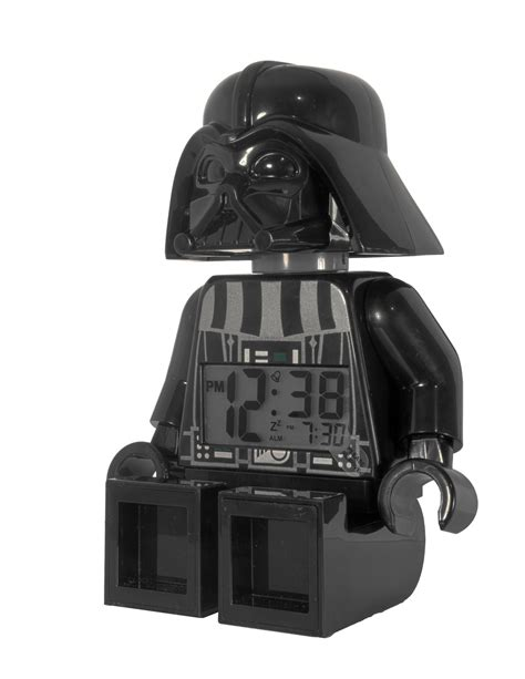 lego wars darth vader minifigure clock best educational infant toys stores singapore