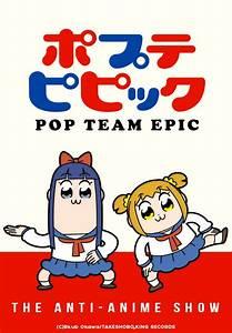 Pop Team Epic | AsianCrush