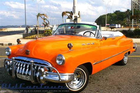 Old Classic American Cars Tours