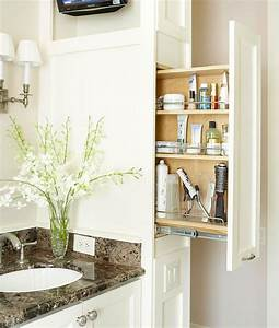 astuces interessantes de rangement salle de bain design With rangement salle de bain design