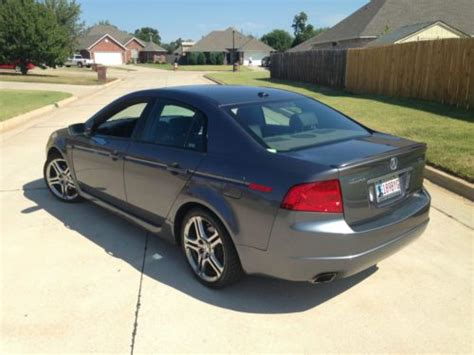 2005 Acura Tl Hp by Sell Used 2005 Acura Tl Base Sedan 4 Door 3 2l In Oklahoma