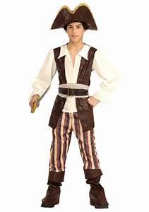 Kid's Pirate Costume