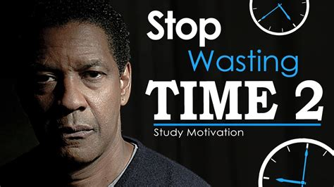 STOP WASTING TIME - Part 2 | Best Motivational Video for ...