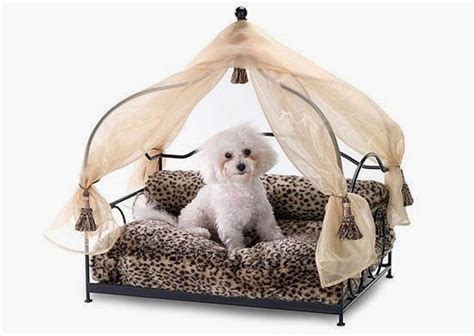 curtain ideas canopy dog beds  small dogs