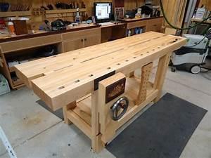 Ruobo workbench Build the Split-Top Roubo Workbench with