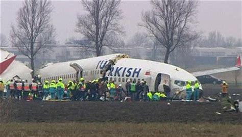 turkish airlines crash photo  cbs news