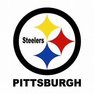 Pittsburgh Steelers Cornhole Decals