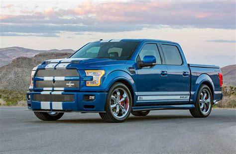 Shelby Brings Back F 150 Super Snake for 2017   Motor