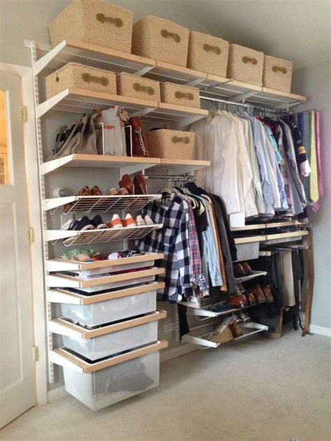 Lowes Rubbermaid Closet Kit by Lowes Closet Systems With Dazzling Decorating Ideas