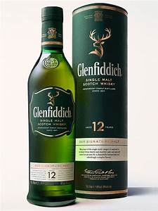 Glenfiddich 12 Year Old Single Malt Whisky - Glenfiddich Shop