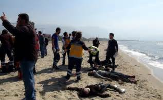 Boat Sinking Libya by At Least 5 Dead After Migrant Boat Sinks Libya