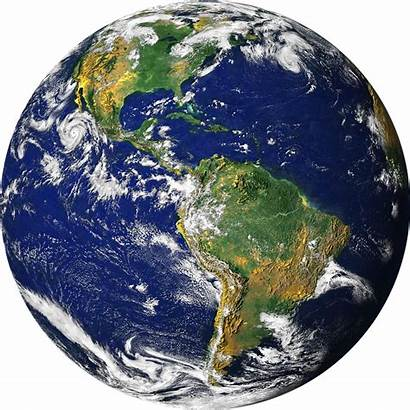 Globe Earth Transparent Background Terra Planet Transparency