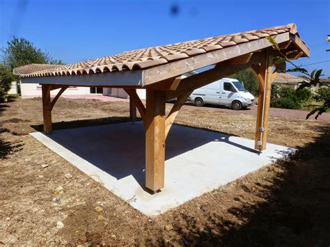 abri bois voiture abris de jardin bois carport voitures bois garage bois auvent voiture bois