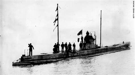 U Boat Netherlands by Wwi German U Boat Found Sunk Netherlands This Just