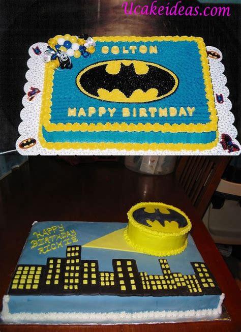pasteles fiesta batman