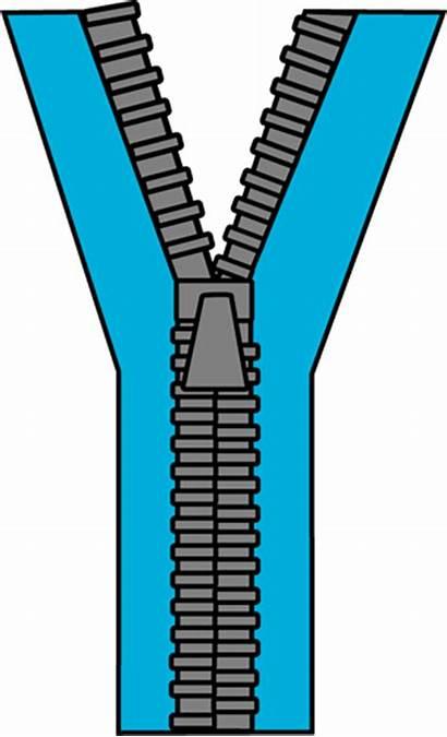 Zipper Zip Clipart Cliparts Clip Animated Jacket