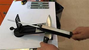 User Guide For Fix Angle Sharpener From Dmdtools