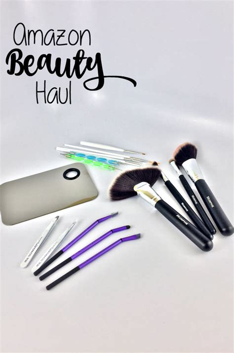 Amazon Beauty Haul + Giveaway  Southeast By Midwest